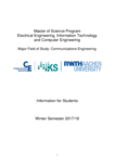 Handbook - Communications Engineering