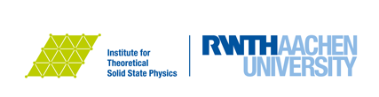 Logo of Institute for Theoretical Solid State Physics