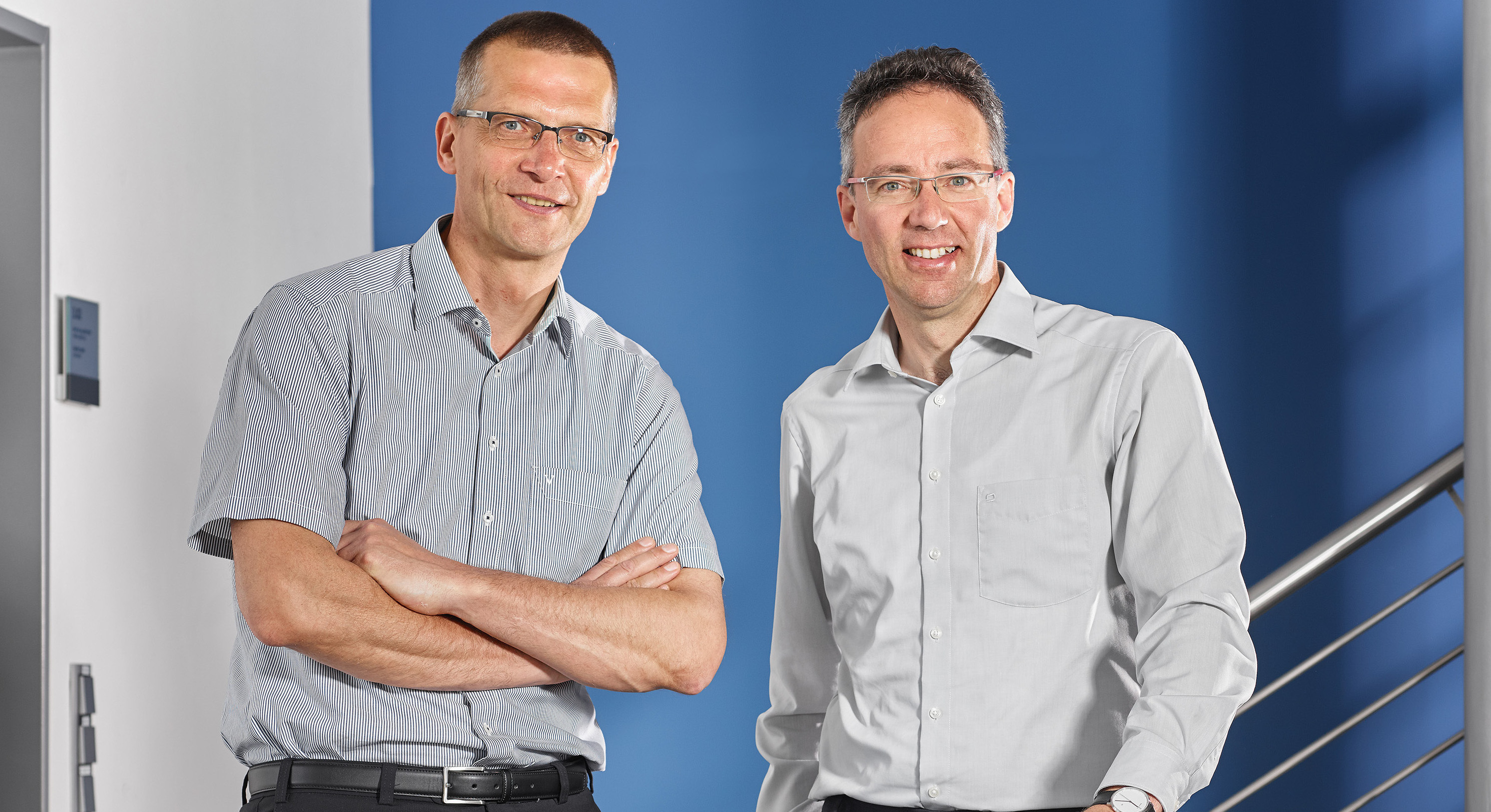 Professor Dirk Heberling and Dr. Peter Knott are experts in high frequency physics and radar techniques.