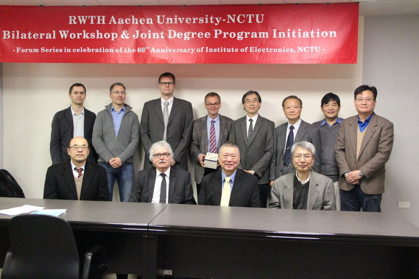 Meeting at NCTU Taiwan 2017