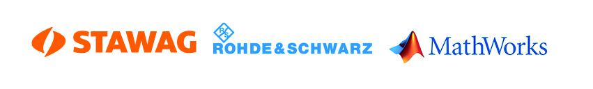 Sponsors Stawag and Rohde&Schwarz