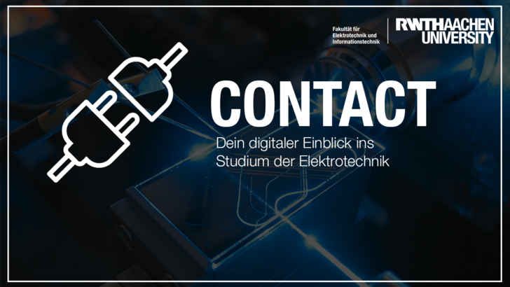 Contact - Digitaler Einblick ins Studium