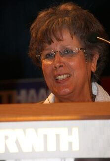 Laila Kamar at the Doctoral Jubilee 2011